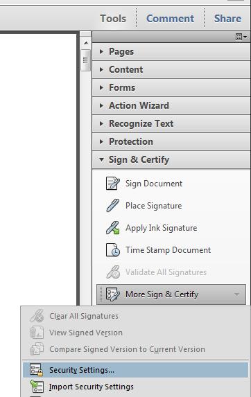 Adobe Acrobat :: DigiStamp